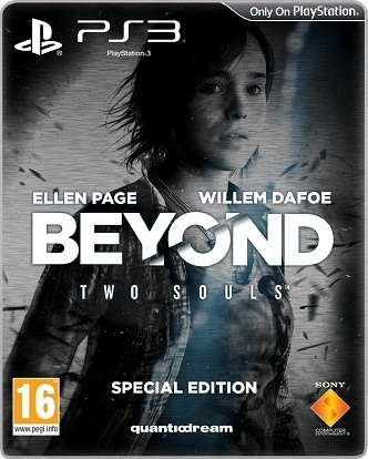 Beyond Two Souls Special Edition (PS3)